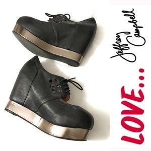 Brand Jeffrey Campbell  Lace Heels 9M